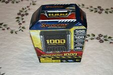 NEW XPLODERZ AMMO DEPOT 1000 COUNT REFILL 500 READY TO FIRE + 500 REFILL ROUNDS