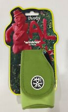 Crumpler Winkler Small Pouch Thirsty Al and Messenger Bag (mint green/mid green)