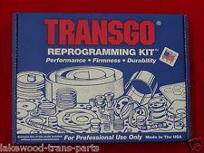 TRANSGO TH350 350 -1-2 TRANS TRANSMISSION SHIFT KIT 1969 & UP