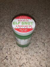 Elf Snot Tub Of Slime Gift Card Holder New