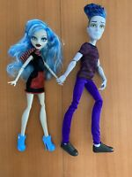 Monster High Ghoulia Yelps SLO Mo Couple Scaris City Of Frights Student Council