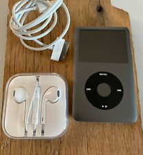Ipod Classic Thin 2.5� Screen New Battery New 120Gb iFlash Drive Model A1238
