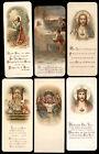 lotto santini-holy cards lot-lot images pieuses-konvolut heiligenbildichen n.084