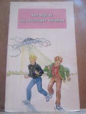 Enid Blyton: Les Sept et les soucoupes volantes/ Bibliothèque Rose, 1995