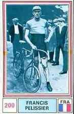 FRANCIS PELISSIER vélo Cyclisme ciclismo Cycling Cycliste Chromo Tour de France