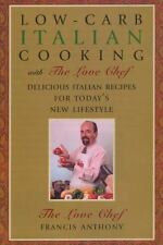 Low Carb Italian Cooking by Francis Anthony (2014, Paperback)