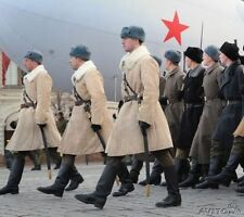 Soviet Russian Army standard soldier's winter hat ushanka size 58