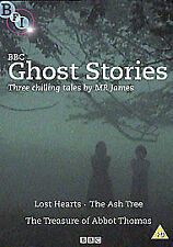 Ghost Stories from the BBC: Lost Hearts / The Treasure of Abbot Thomas / The Ash