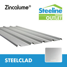 *BRAND NEW* Zincalume® Steelclad Roofing - Cost Per Lineal Metre
