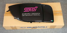 Subaru STi Fog Light Lamp RIGHT Black Cover Bezel Impreza 02-05 Blobeye Foglight