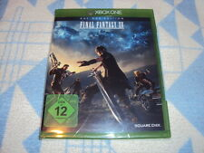 Final Fantasy XV - Day One Edition (Microsoft Xbox One, 2016)  NEU OVP