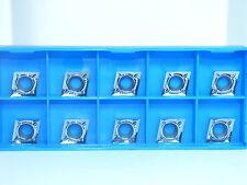 30x ccgt 09t304-al k10 placas de inflexión para Alu TOP ***