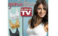 3 pcs/set Genie Bra with removable pads Size: S,M,L,XL,XXL,XXXL Free Shipping
