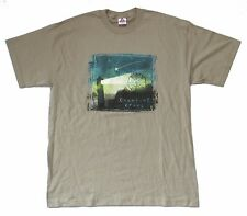 Counting Crows Lighthouse Ferris Wheel Star 2000 Green Shirt XL New NOS Vintage
