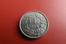 *Schweiz 1 Franken Silber 1964 B.* (KOF1)