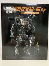 Joytoy Medium-sized Mecha God Of War 86 /& Kelly 1:25 PVC/&ABS Action Figure
