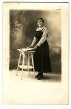 photo Ancienne Portrait Femme