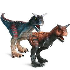 Carnotaurus Figure Carno Abelisauridae Dinosaur Toys Animal Collector Xmas Gift