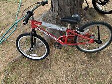 1999 Free Agent Raceway bmx bike USA all original rare old mid school race