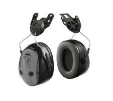 3M PELTOR  MT155H530P3E 380 Helmet Attach PT Optime Push To Listen Ear Muff