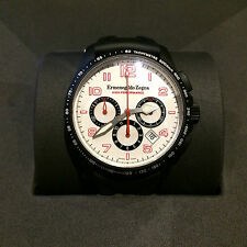 Ermenegildo Zegna High Performance Chronograph Watch - New in Box - 50% Off