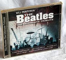 CD BTJ perform The BEATLES - The Ultimate Tribute