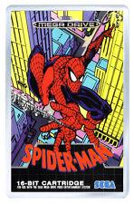 SPIDER-MAN VS THE KINGPIN SEGA MEGA DRIVE FRIDGE MAGNET IMAN NEVERA