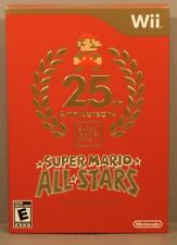 Super Mario All-Stars: Limited Edition (Nintendo Wii, 2010) Sealed BRAND NEW