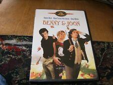 Benny & Joon (DVD, 2009, Wedding Faceplate Checkpoint Sensormatic Widescreen)