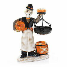 Yankee Candle 2015 Last Call Bartender Skully'S Taproom Tart Warmer Halloween