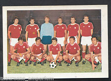 FKS Football - Euro Soccer Stars '77 Sticker No 5 - CSKA Sofia