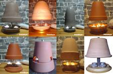 Teelichtofen Teelichtheizung Heizen Windlicht versch. Modelle  Kerzenofen