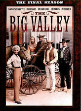 The Big Valley: Season Four - Series 4 (Final Season) (DVD) NEW! FREE SHIPPING