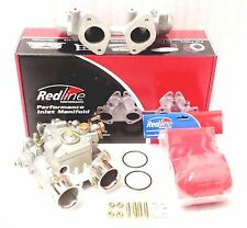 DATSUN 4CYL 1200 120Y 45 DCOE PERFORMANCE SUIT WEBER CARB CARBY PACKAGE CARBIE