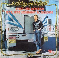 """Eddy Mitchell - C'est un Rocker - Vinyl 7"""" 45T (Single)"""