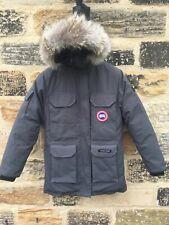 Women's Canada Goose *GENUINE* Expedition Parka Jacket Large XS Coat Fur Hood