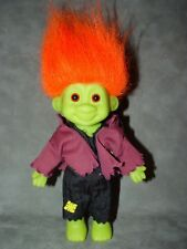 "Troll Doll 7"" Russ Travis Tracey Trick or Troll"