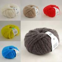 Rico Design fashion gigantic mohair 100g Wolle - verschiedene Farben