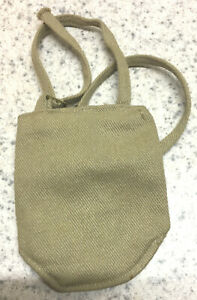 VINTAGE HASBRO GI JOE SOTW FOREIGN SOLDIERS OF THE WORLD BRITISH GAS MASK BAG
