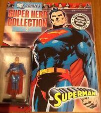 Estatuilla De Colección Edición 2 Dc Superman