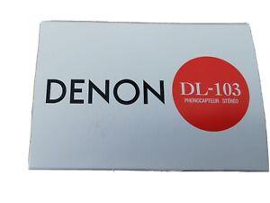 Denon 103 Mc Cartridge