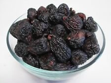 Organic Dried Black Mission Figs, 5 lbs / case