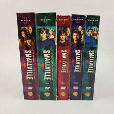 Smallville Series Dvd's Television Show Seasons 3-7