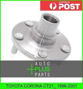 Fits TOYOTA CORONA CT21_ Front Wheel Bearing Hub