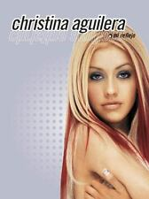 Christina Aguilera -- Mi Reflejo: Piano/Vocal/Chords (Spanish Language-ExLibrary