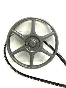"""Gunmetal Grey Compco 5"""" Metal film Reel 8mm"""