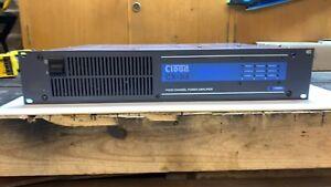 CLOUD CX-A4 Amplifier 4x 120W Channel Commercial Power Amp Home Cinema Zone PA