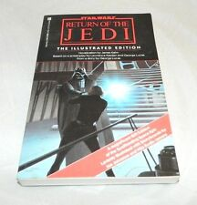 Star Wars Return of the Jedi The Illustrated Edition 1983 1st Edition James Kahn