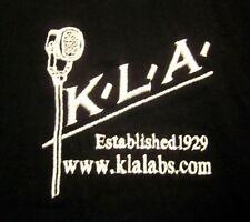 KLA LABORATORIES radio transmission 2XL longsleeve Detroit button-down shirt XXL
