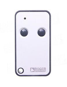 Roger E80 TX52R 433.92 MHz E80/TX52R/2 2 Channel Fixed Code Remote Control